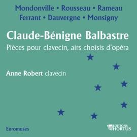 Le Ma Tre En Droit Air De Lindor Transcription Pour Clavecin Par Claude B Nigne Balbastre