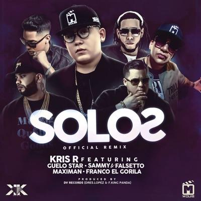 Solos (Remix) [feat. Guelo Star, Maximan, Franco El Gorila & Sammy & Falsetto] - Single MP3 Download