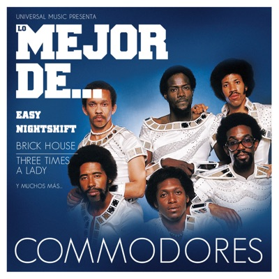 Lo Mejor De Commodores - The Commodores