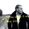 You're the World to Me (Live) - Single, David Gray