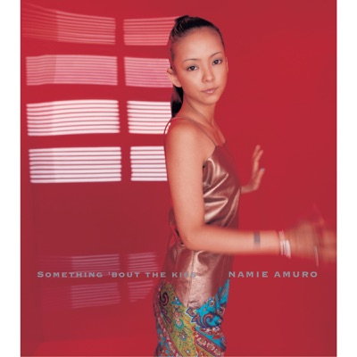 SOMETHING 'BOUT THE KISS - EP - Namie Amuro