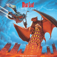 Meat Loaf - Bat Out of Hell II: Back Into Hell... artwork