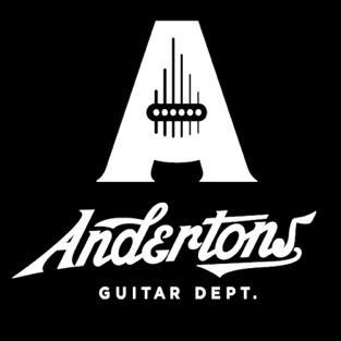 Guitar Jam Tracks Vol 1 – Andertons TV