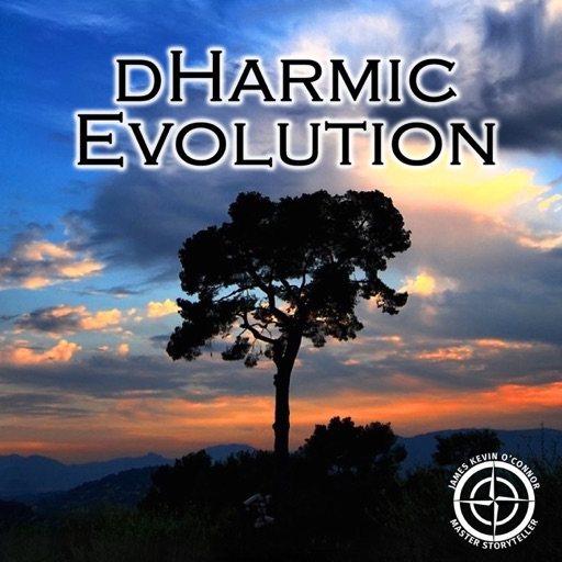 Cover image of dHarmic Evolution