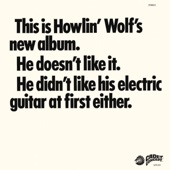 Howlin' Wolf - Built For Comfort