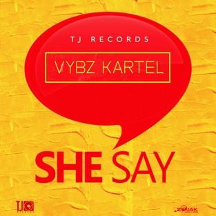 Vybz Kartel – She Say – Single [iTunes Plus AAC M4A]