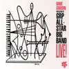 GRP All-Star Big Band - Dave Grusin Presents GRP All-Star Big Band Live! artwork