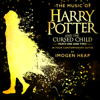Imogen Heap The Music of Harry Potter and the Cursed Child - In Four Contemporary Suites music review