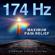 174 Hz Maximum Pain Relief - stargods Sound Healing