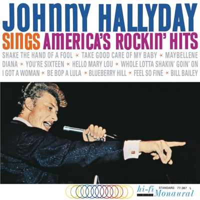 Sings America's Rockin' Hits - Johnny Hallyday
