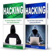 Hacking: 2 Books in 1: The Ultimate Beginner's Guide to Learn Hacking Effectively & Tips and Tricks to learn Hacking (Unabridged)