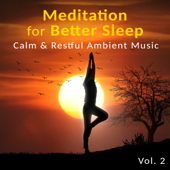 Meditation for Better Sleep Vol. 2: Calm & Restful Ambient Music – Natural Ocean, Piano, Zen Lullabies to Soothe Soul, Cure Insomnia