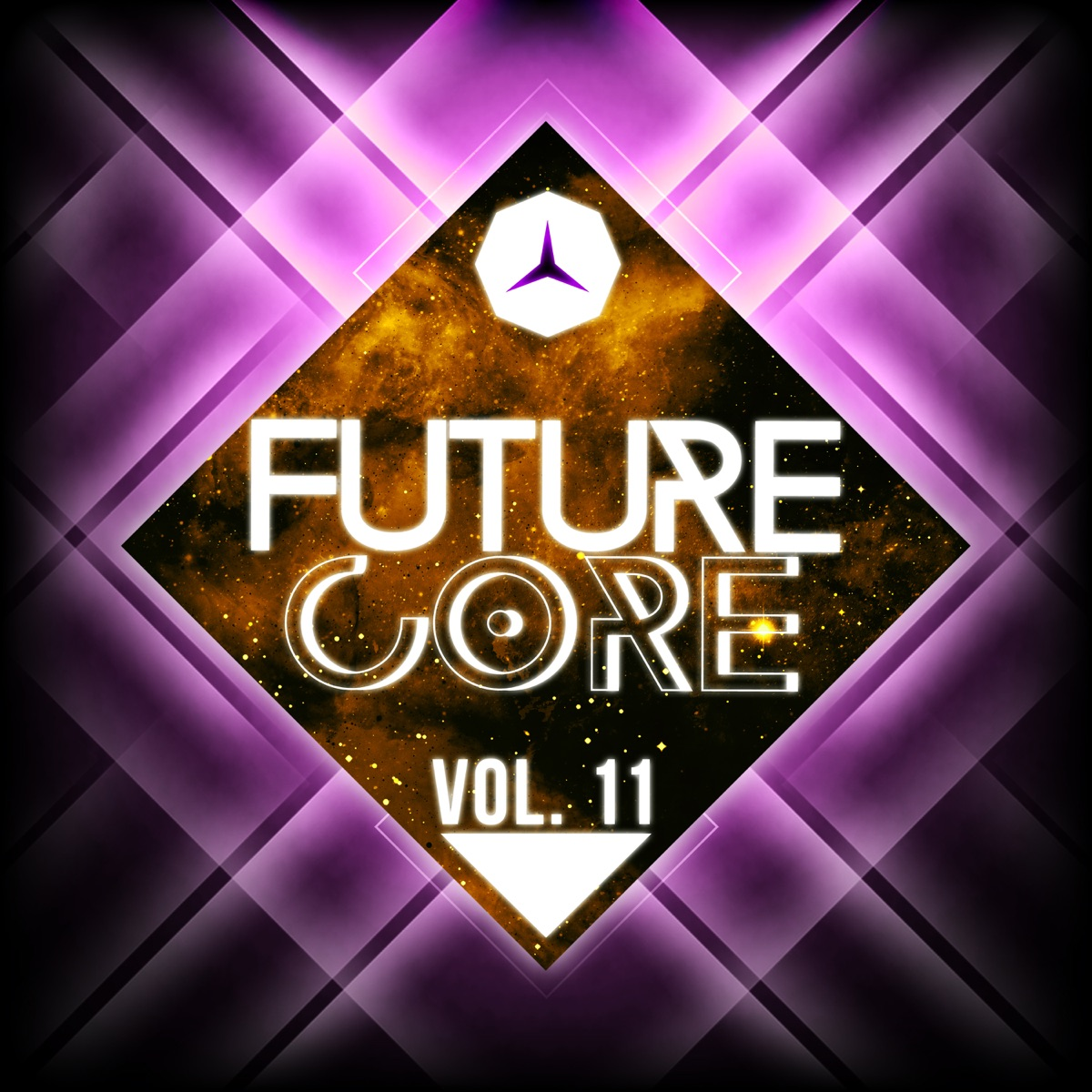 Future Core Vol 11 Various Artists CD cover