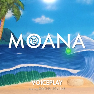 Moana - VoicePlay album