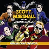 Scott Marshall and the Jazztice League - Sunday Afternoon Blues