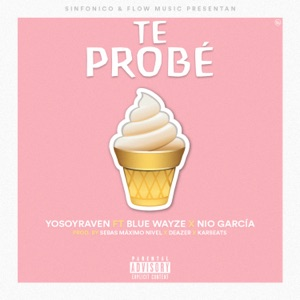 Te Probe (feat. Blue Wayze & Nio Garcia) - Single Mp3 Download