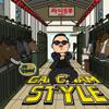 PSY - Gangnam Style artwork