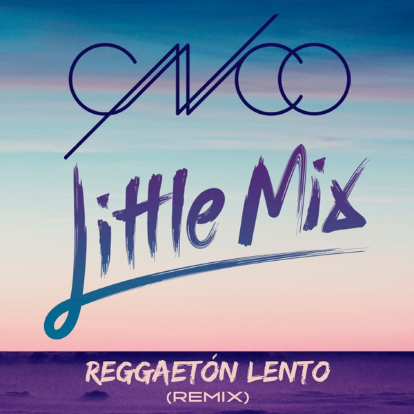 Cover art for Reggaetón Lento