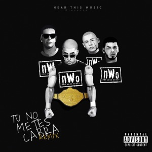 Tu No Metes Cabra (feat. Daddy Yankee, Anuel AA & Cosculluela) [Remix] - Single Mp3 Download