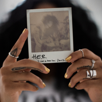 H.E.R. - Carried Away artwork