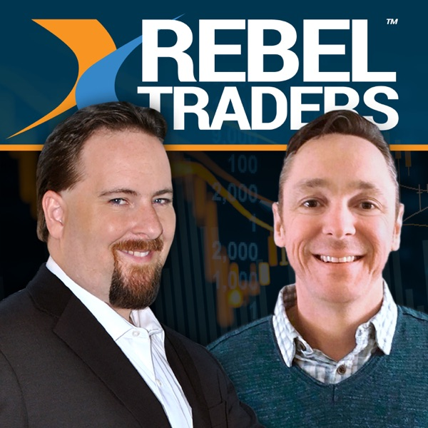 Rebel Traders™ Podcast - Stock Market Trading Strategies, Insights & Analysis with Sean Donahoe & Phil Newton