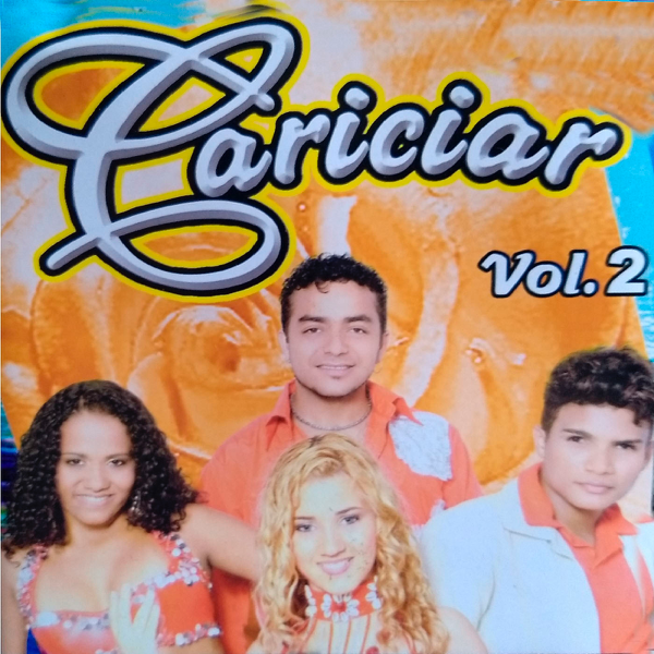 cd forro cariciar vol 1