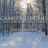 Game Of Thrones Piano Version  Ares Turner - Ares Turner