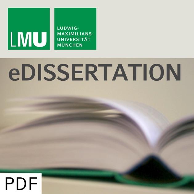 Fakultät für Biologie - Digitale Hochschulschriften der LMU - Teil ...