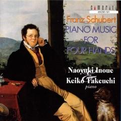 Schubert: Piano Music for Four Hands
