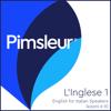 Pimsleur - Pimsleur English for Italian Speakers Level 1 Lessons  6-10  artwork