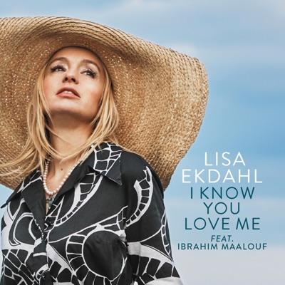 I Know You Love Me (Single version) [feat. Ibrahim Maalouf] - Lisa Ekdahl