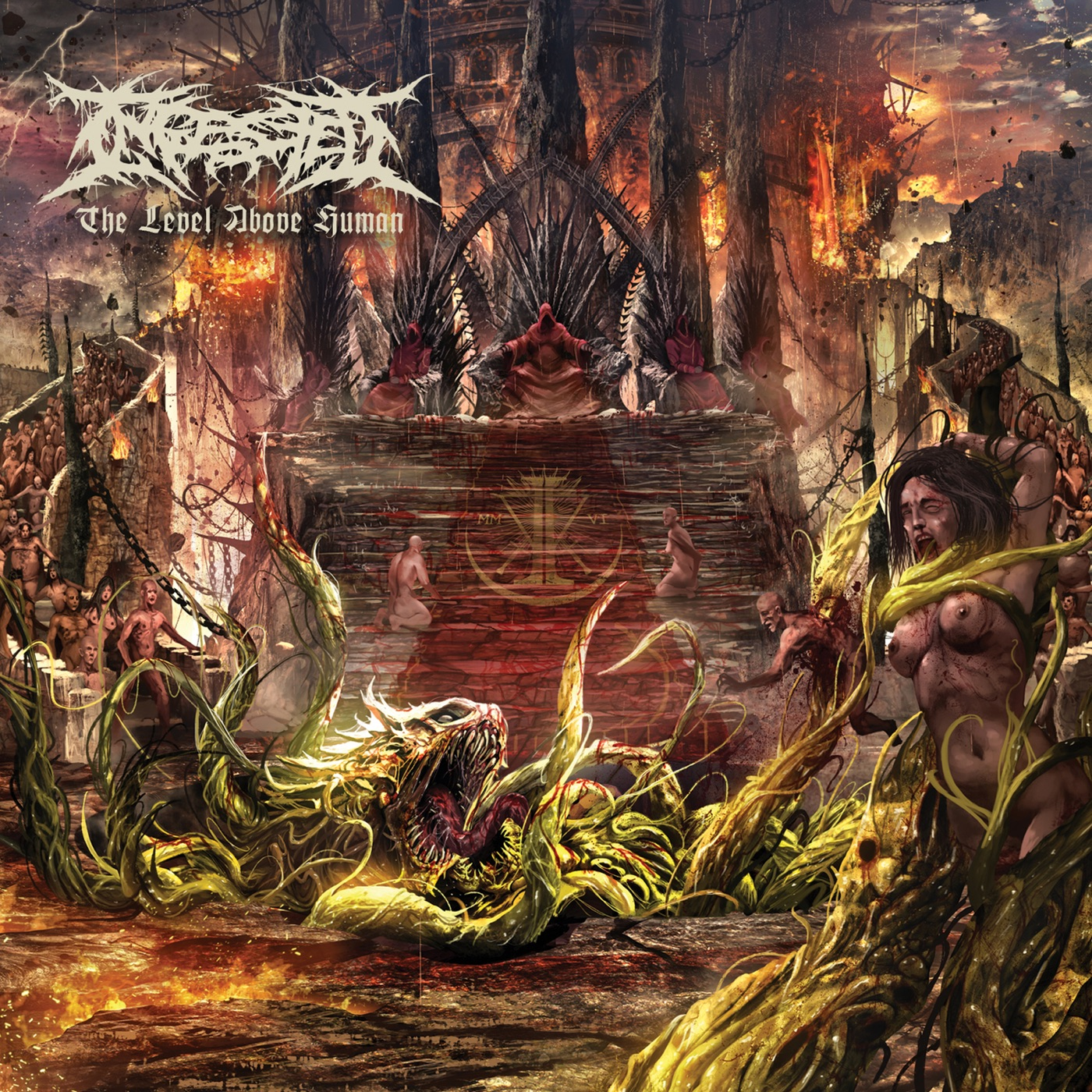 Ingested - Purveyors of Truth [Single] (2018)