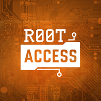 Podcast cover art for ROOT ACCESS