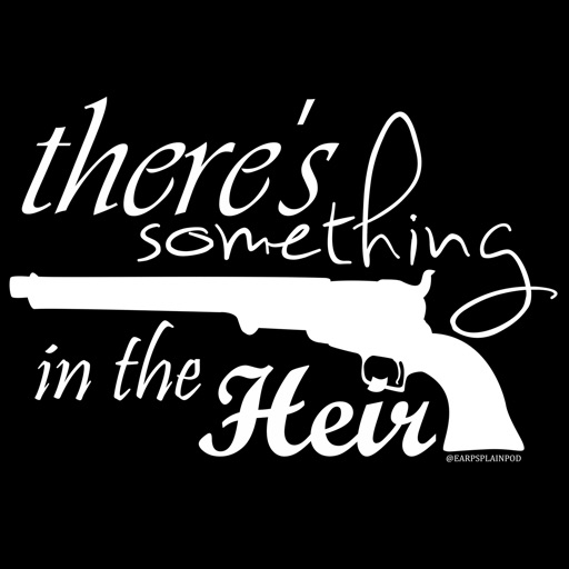 Cover image of There's Something in the Heir