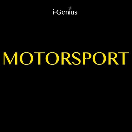 i-genius - MotorSport (Instrumental Remix) - Single
