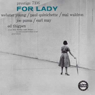 For Lady - Paul Quinichette