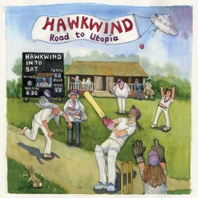 Road to Utopia - Hawkwind