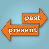 Podcast cover art for Past Present