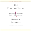 Malcolm Gladwell - The Tipping Point artwork