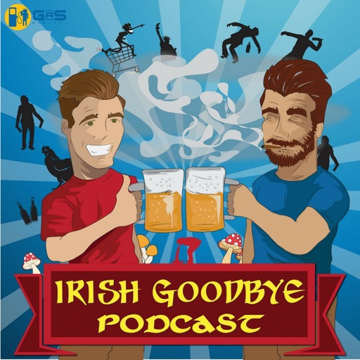 Cover image of Irish Goodbye Podcast