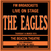 Live On Stage FM Broadcast - Beacon Theatre 14th March 1974