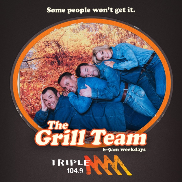 The Grill Team Catch Up - 104 9 Triple M Sydney - Matty