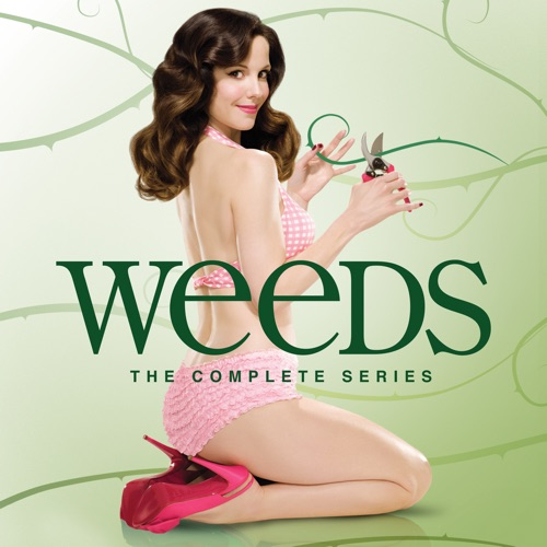 Weeds, The Complete Series movie poster