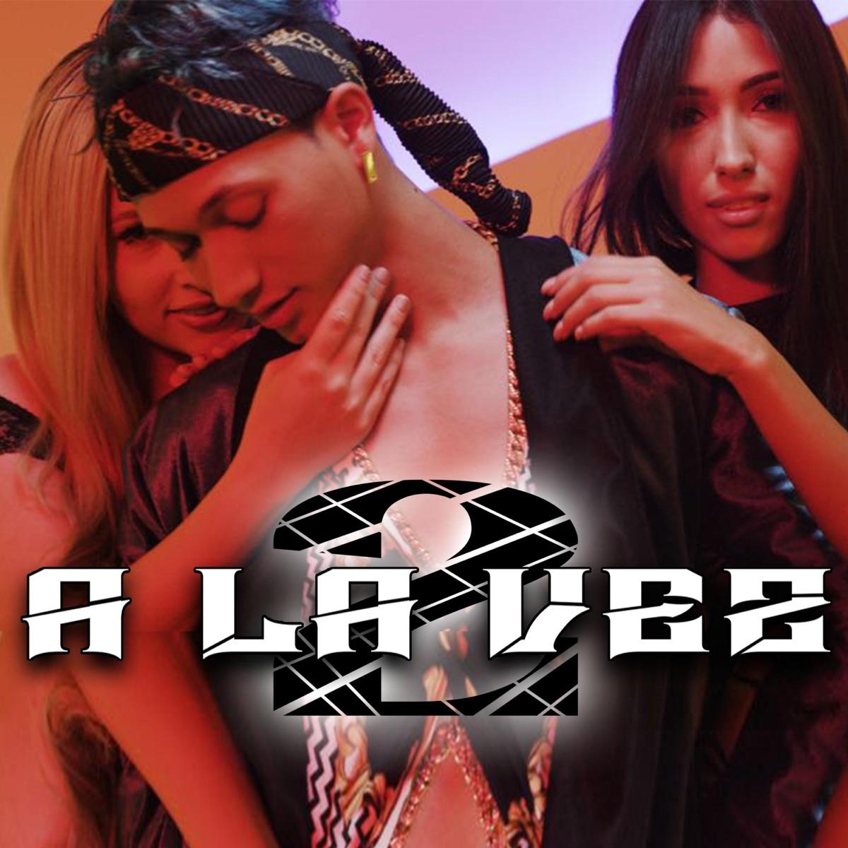 2 a la Vez - Single Liam Lewis CD cover