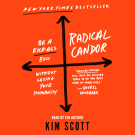 Radical Candor audiobook