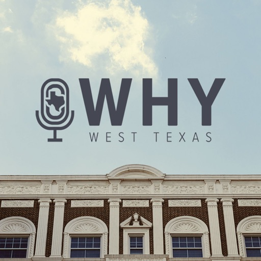 Cover image of Why West Texas