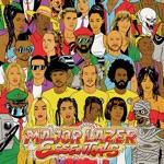 songs like Bubble Butt (feat. Bruno Mars, Tyga & Mystic)