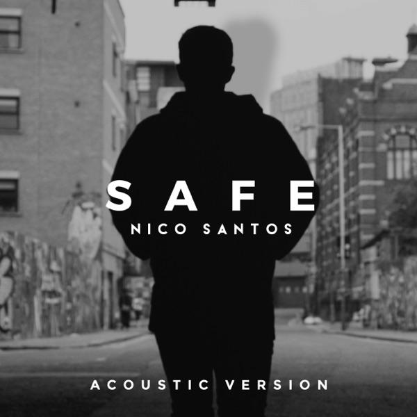 Nico Santos mit Safe