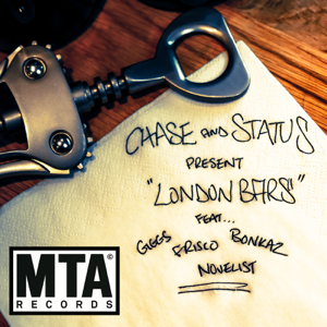 Chase & Status - London Bars - EP