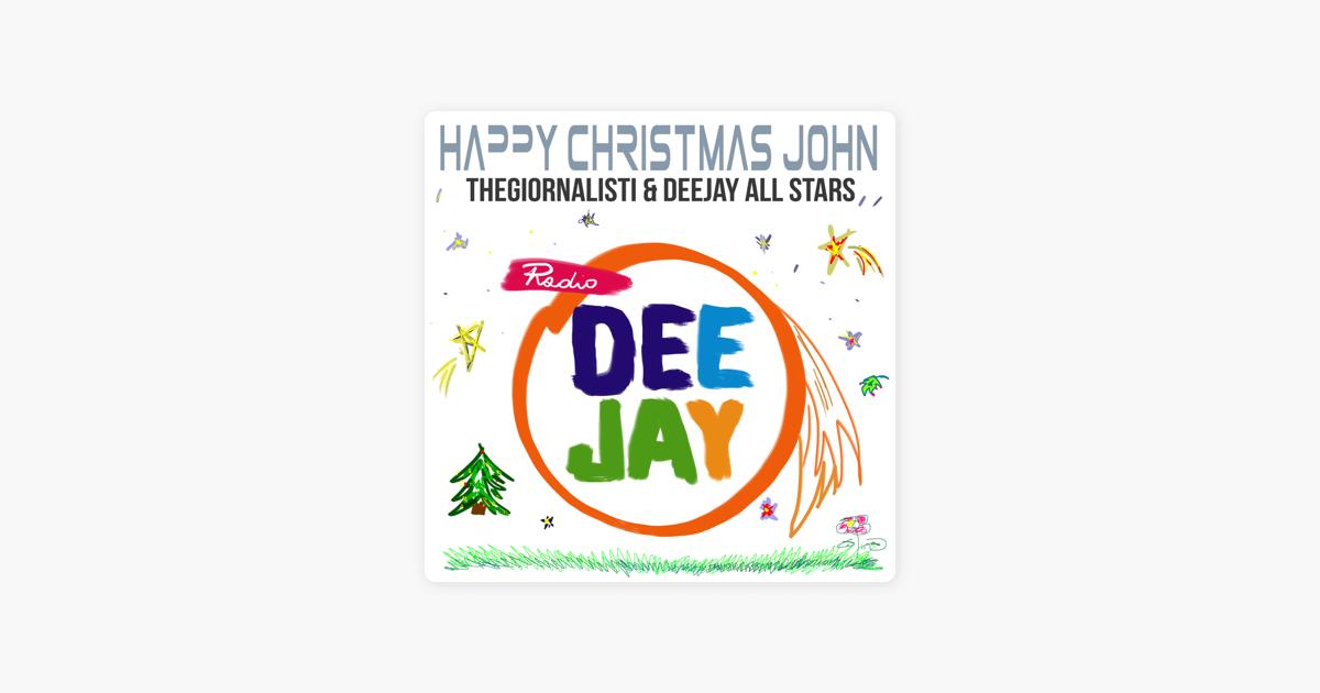 Happy christmas john single di thegiornalisti deejay for Thegiornalisti il tuo maglione mio
